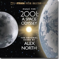 2001 A Space Odyssey - Alex North Rejected Score